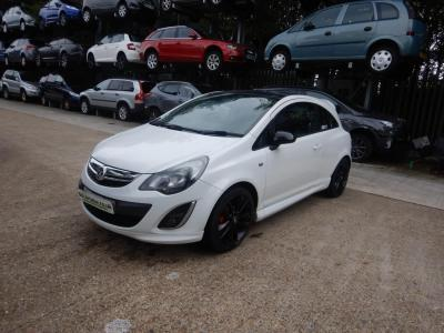 Image of 2014 Vauxhall Corsa Limited Edition 1229cc Petrol Manual 5 Speed 3 Door Hatchback