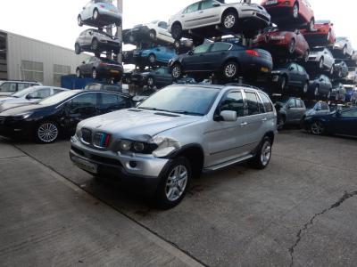 Image of 2004 BMW X5 Sport 2979cc Petrol Automatic 5 Speed 5 Door 4x4