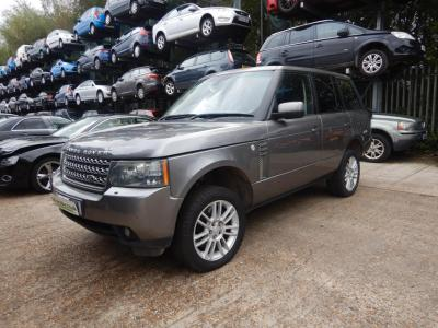 Image of 2009 Land Rover Range Rover Vogue SWB 3628cc Turbo Diesel Automatic 6 Speed 5 Door 4x4