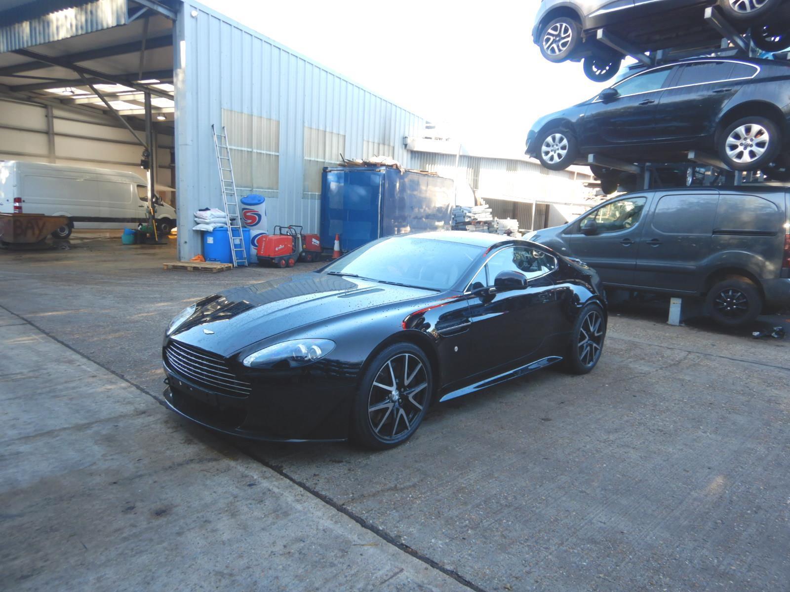 2013 Aston Martin Vantage S 4735cc Petrol Automatic 7 Speed 2 Door Coupe