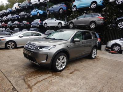 2019 Land Rover Discovery HSE TD4 180 4WD 1999cc Turbo Diesel Automatic 8 Speed 5 Door Estate
