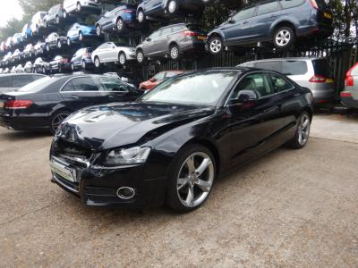 Image of 2009 Audi A5 Sport 2698cc Turbo Diesel Sequential Automatic 1 Speed 2 Door Coupe