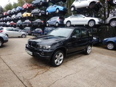 Image of 2006 BMW X5 Sport 2993cc Turbo Diesel Sequential Automatic 6 Speed 5 Door 4x4