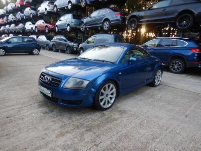 Image of 2003 Audi TT Quattro 4WD 1781cc Turbo Petrol Manual 6 Speed 2 Door Coupe