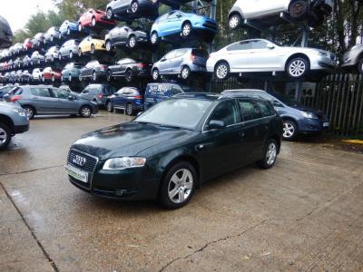 Image of 2005 Audi A4 SE 2496cc Turbo Diesel Automatic 1 Speed 5 Door Estate
