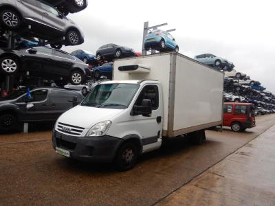 Image of 2007 Iveco Daily 35C12 2287cc Turbo Diesel 5 Speed