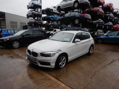 Image of 2015 BMW 1 Series 116d SE 1496cc Turbo Diesel Manual 6 Speed 5 Door Hatchback