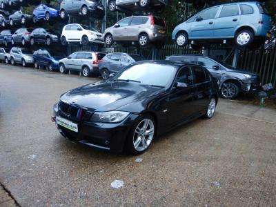 Image of 2007 BMW 3 Series 320d M Sport 1995cc Turbo Diesel Manual 6 Speed 4 Door Saloon