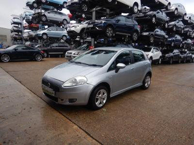 Image of 2008 Fiat Grande Dynamic Sport 1368cc Petrol Sequential Automatic 5 Speed 5 Door Hatchback