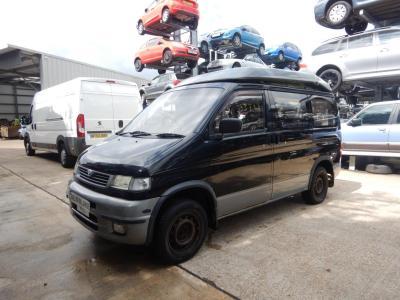 Image of 1995 Mazda Bongo L Pop-Top Import 2490cc Diesel Automatic 4 Speed MPV