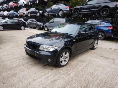 Image of 2005 BMW 1 Series 118d Sport 1995cc Turbo Diesel Manual 6 Speed 5 Door Hatchback