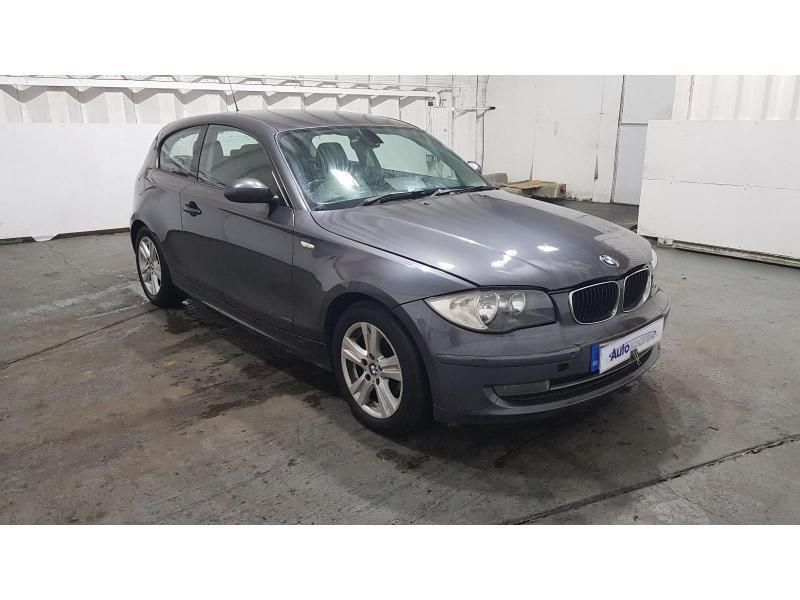 2007 BMW 1 Series 118D SE 1995cc TURBO Diesel AUTOMATIC 6 Speed 3 DOOR HATCHBACK
