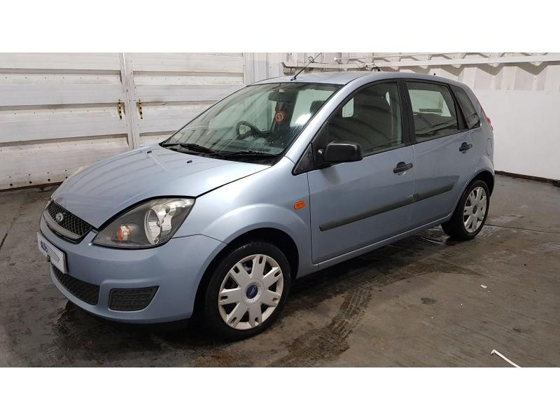 2007 Ford Fiesta STYLE CLIMATE 16V 1388cc Petrol MANUAL 5 Speed 5 DOOR HATCHBACK