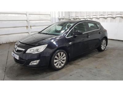 Image of 2010 Vauxhall Astra ELITE 1598cc Petrol MANUAL 5 Speed 5 DOOR HATCHBACK