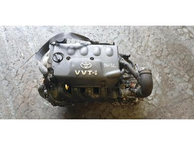 Image of Toyota Yaris 1299cc Petrol Engine and Automatic Gearbox Code 2NZ-FE