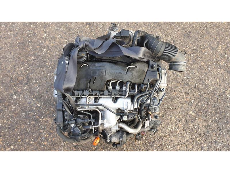 Volkswagen Golf 1968cc Diesel Engine Code CBAB