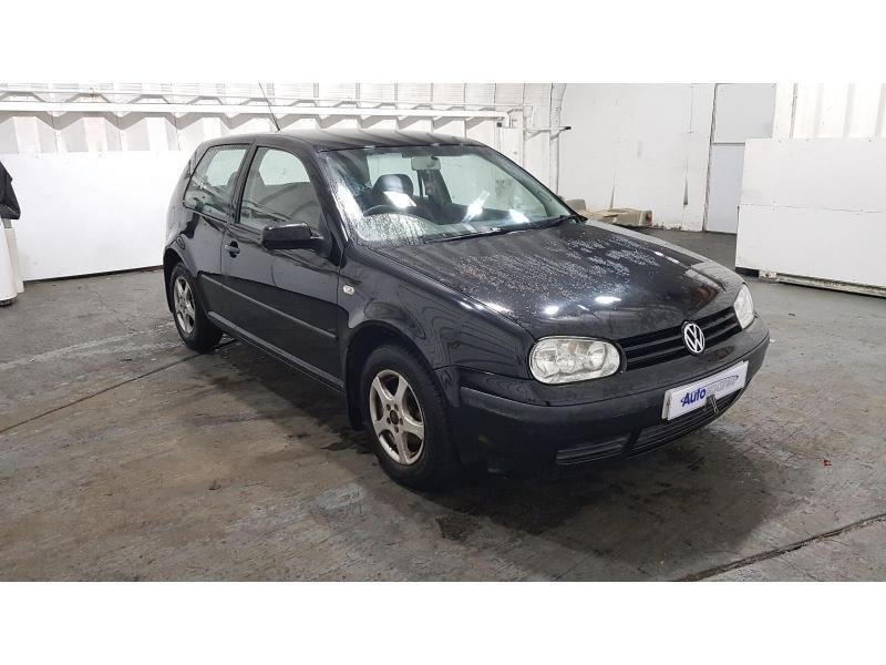 2002 Volkswagen Golf S 1390cc Petrol MANUAL 5 Speed 3 DOOR HATCHBACK