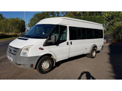 Image of 2007 Ford Transit 17 STR MINIBUS 115BHP 2402cc TURBO Diesel MANUAL 6 Speed MINIBUS