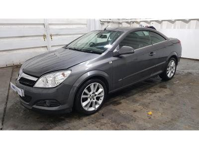 Image of 2010 Vauxhall Astra TWIN TOP DESIGN 1796cc Petrol MANUAL 5 Speed CONVERTIBLE