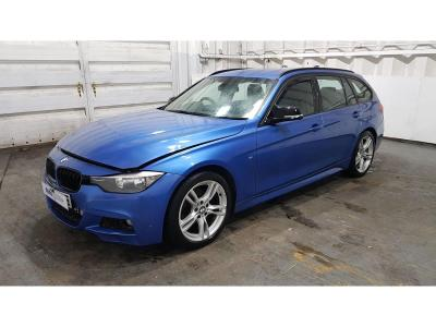Image of 2014 BMW 3 Series 318D M SPORT TOURING 1995cc TURBO Diesel AUTOMATIC 8 Speed Estate