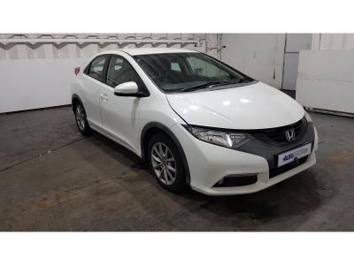 Image of 2012 Honda Civic I-DTEC ES 2199cc TURBO Diesel MANUAL 6 Speed 5 DOOR HATCHBACK