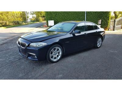 Image of 2012 BMW 5 Series 520D M SPORT 1995cc TURBO Diesel AUTOMATIC 8 Speed 4 DOOR SALOON