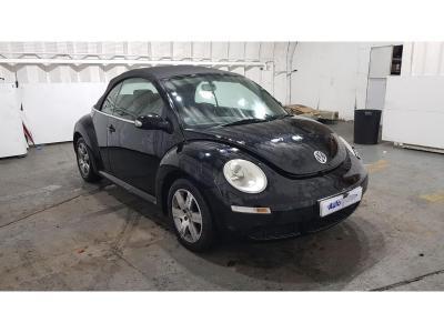 Image of 2007 Volkswagen Beetle LUNA 16V 1390cc Petrol MANUAL 5 Speed CONVERTIBLE