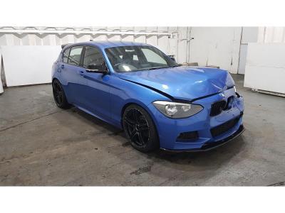Image of 2013 BMW 1 Series 116I M SPORT 1598cc TURBO Petrol AUTOMATIC 8 Speed 5 DOOR HATCHBACK