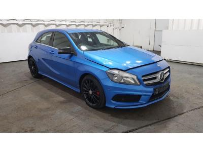 Image of 2014 MERCEDES A-CLASS A220 CDI BLUEEFFICIENCY AMG SP 2143cc TURBO Diesel SEMI AUTO 7 Speed 5 DOOR HATCHBACK