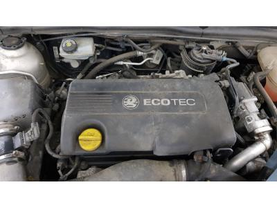 Image of Vauxhall Astra 1686cc Diesel Engine and Manual Gearbox Code A17DTR