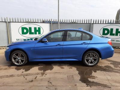 Image of 2014 BMW 3 SERIES 320I XDRIVE M SPORT 1997cc TURBO PETROL MANUAL 6 Speed 4 DOOR SALOON