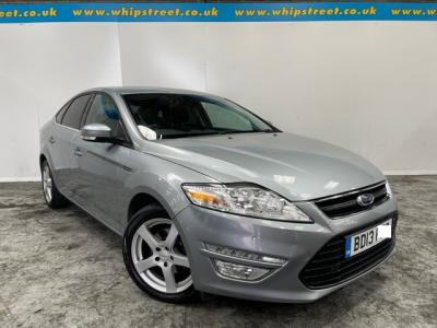 Image of 2013 Ford Mondeo Zetec Business Edition Tdci 1997cc Turbo Diesel Automatic 6 Speed 6 Hatchback