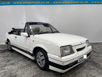 1986 Vauxhall Cavalier Cabrio 1796cc Petrol