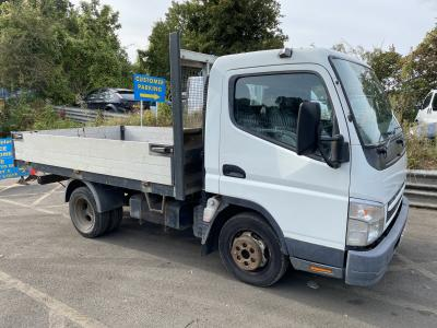 Image of 2007 Mitsubishi Fuso Canter 35 Swb 3c11-25 2977cc Turbo Diesel Manual 5 Speed 5 Chassis Cab