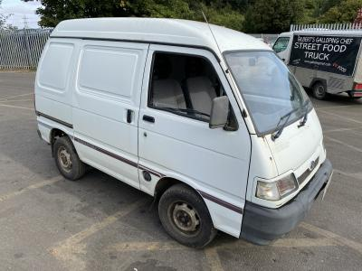 2001 Daihatsu Hi-jet Efi Van