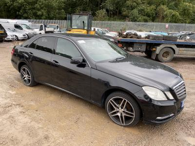 Image of 2011 Mercedes E-class E200 Cdi Blueefficiency Se Edition 125 2143cc Turbo Diesel Automatic 7 Speed 7 Saloon