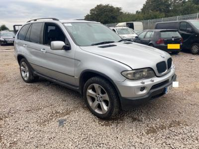 Image of 2006 Bmw X5 D Sport 2993cc Turbo Diesel Automatic 6 Speed 6 Estate