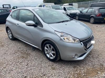 Image of 2014 Peugeot 208 Active E-hdi 1560cc Turbo Diesel Manual 5 Speed 5 Hatchback