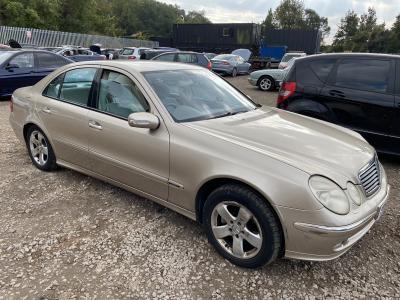 Image of 2002 Mercedes E-class E220 Cdi Avantgarde 2148cc Turbo Diesel Automatic 5 Speed 5 Saloon