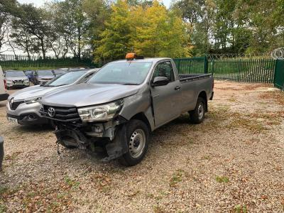 Image of 2019 TOYOTA HI-LUX ACTIVE 4WD D-4D S/C 2393cc TURBO DIESEL MANUAL PICK UP