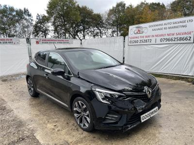 Image of 2021 RENAULT CLIO S EDITION TCE 999cc TURBO PETROL MANUAL 5 DOOR HATCHBACK