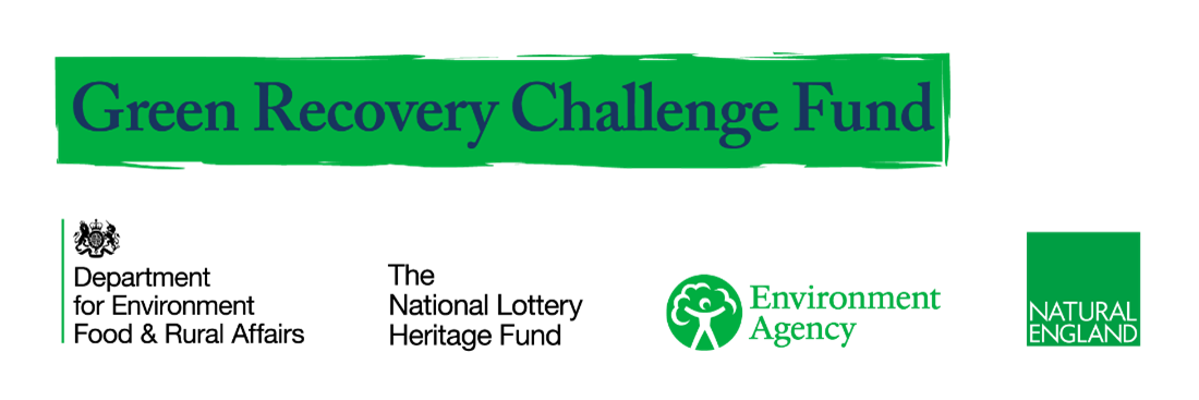 Logo for the Green Recovery Challenge Fund