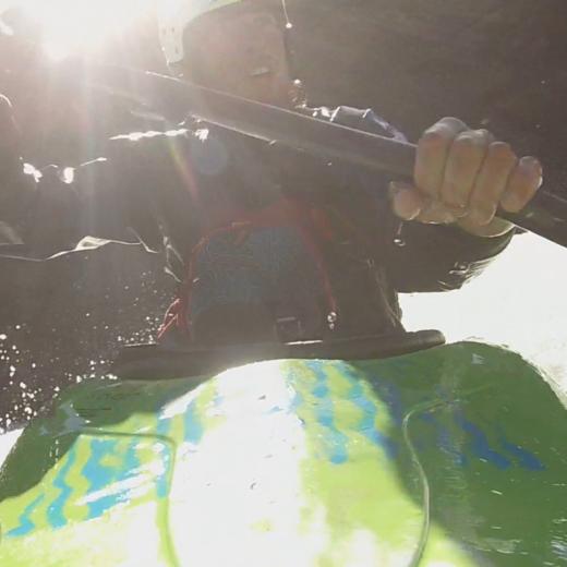 Kayaking - Canva Stock