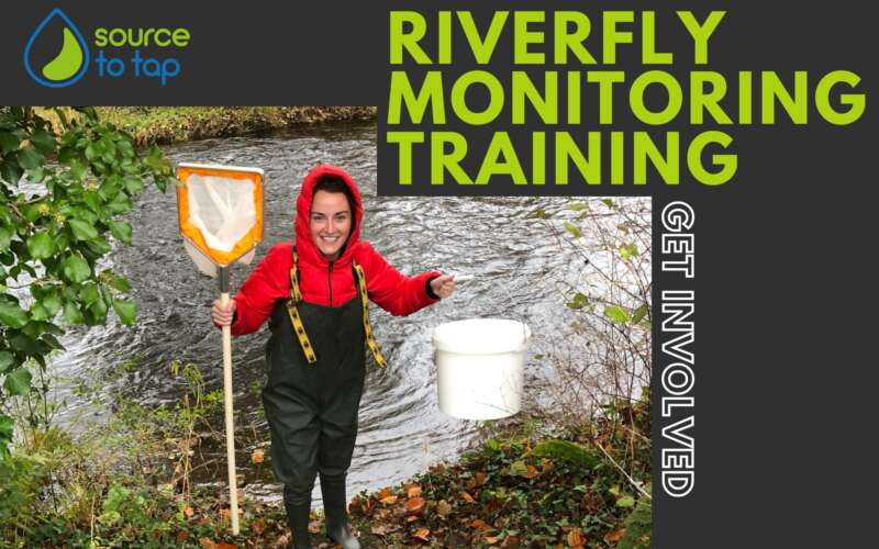 Training day for volunteers in Derg catchment