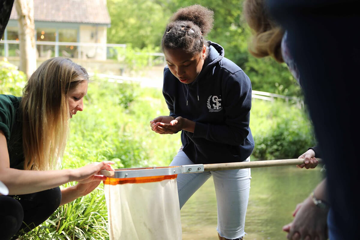 Bristol Avon Rivers Trust - education and schools