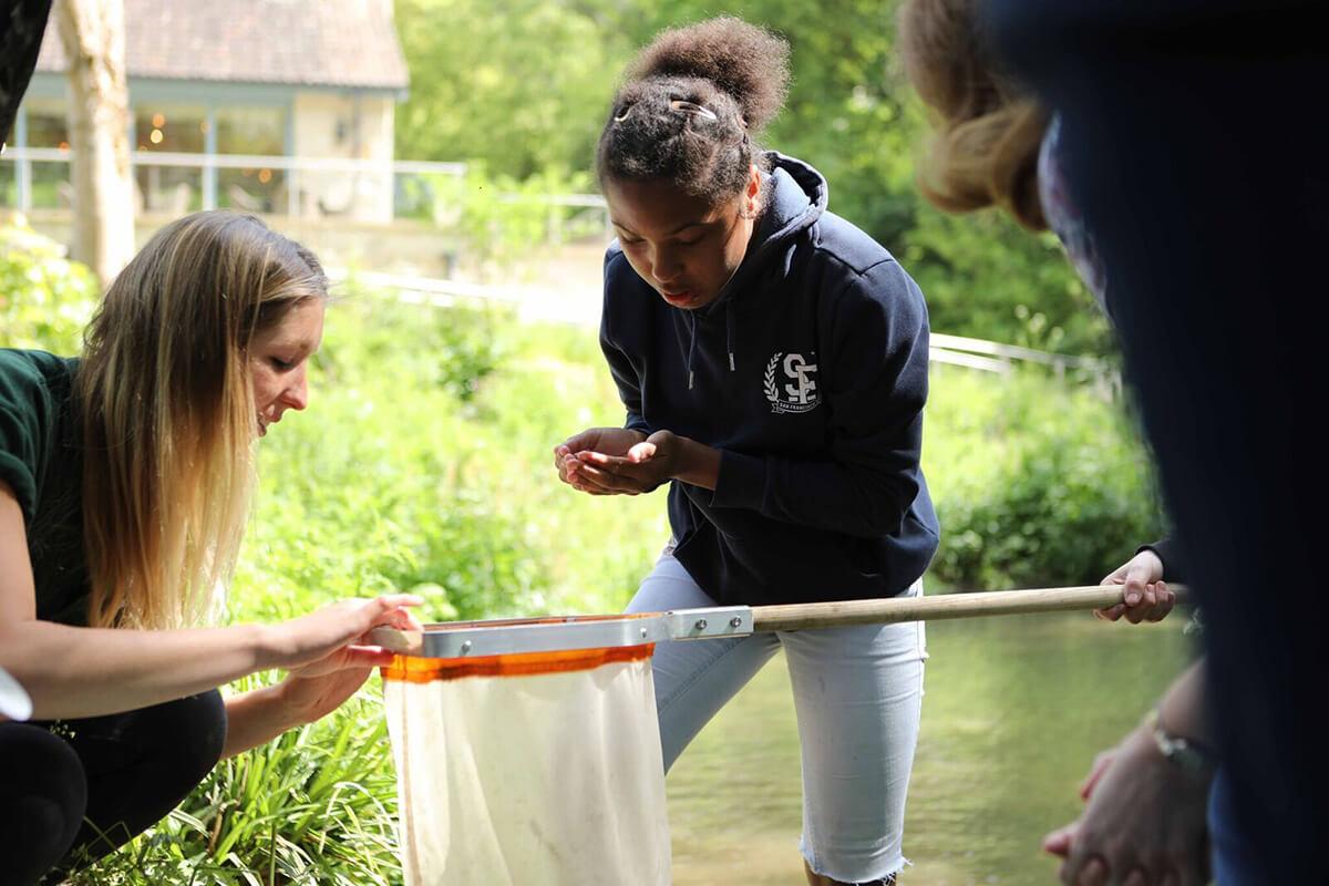 Bristol Avon Rivers Trust - education and schools