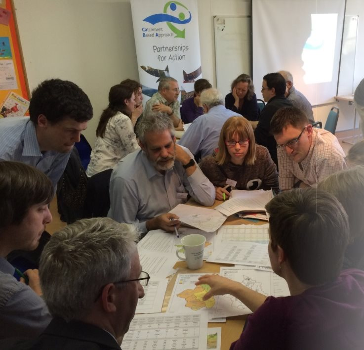 CaBA Catchment Data & Evidence Forum