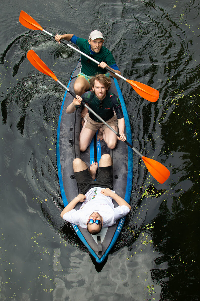 EcoTrippers River Shannon Paddle Board