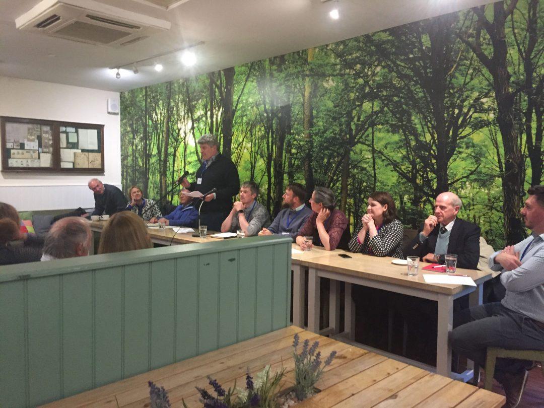 East Wicklow Rivers Trust Launch