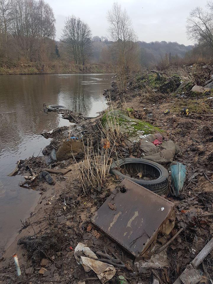 River Irwell Christmas Clean Up